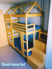bunk house bed